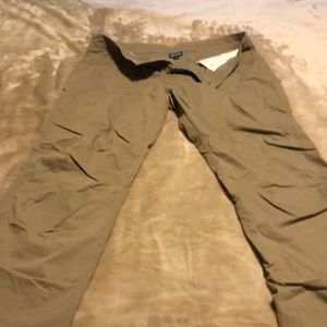 Patagonia Size 38 Cotton Pants